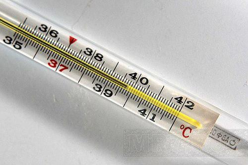 Если днем повышается температура до 37