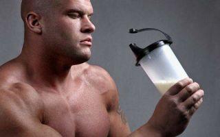 Влияние протеина на потенцию и здоровье у мужчин