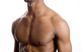Как возникает шишка на грудине у мужчин: частые причины