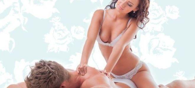 Техника выполнения массажа полового члена