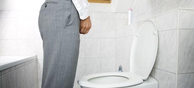 Основные причины недержания мочи у мужчин, методы лечения