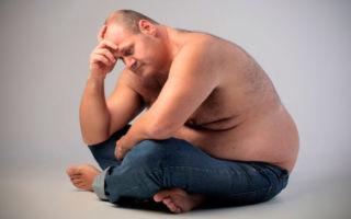 Как быстро и без вреда для здоровья похудеть мужчине