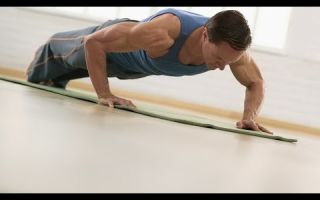 Лучшие упражнения для мужской силы