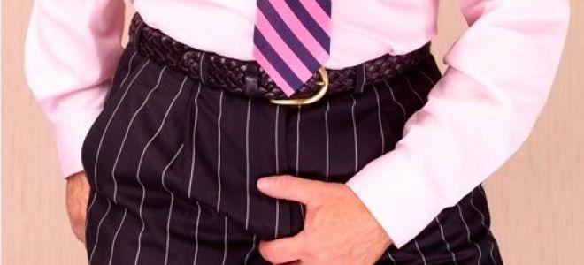 Как проводится цистоскопия мочевого пузыря у мужчин