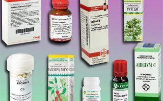 Как применяется гомеопатия для лечения простатита?