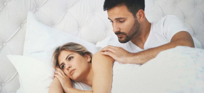 Когда нет желания заниматься сексом — что делать?
