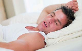 Почему бывают ночные поты у мужчин
