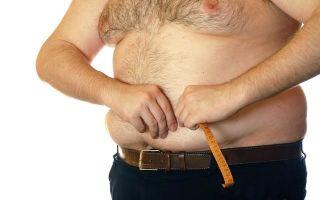 Как мужчине быстро сбросить лишний вес