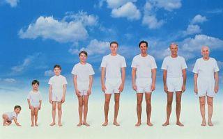 До скольки лет растет мужской организм и органы по отдельности