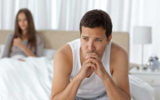 Причины и лечение плохой эрекции