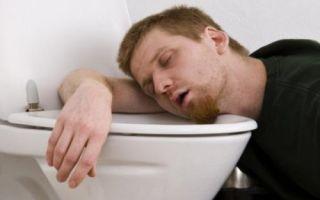 Почему возникает рвота по утрам у мужчин?