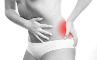 Основные причины боли в пояснице у мужчин