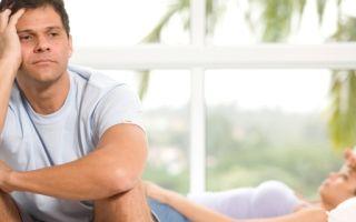 Чем может быть вызвана недостаточная эрекция у мужчин?