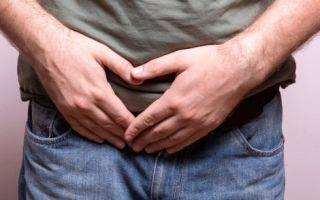 Причины и лечение затрудненного мочеиспускания у мужчин
