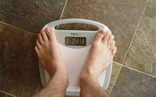 Как можно мужчине похудеть на 10 кг за неделю