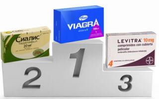 Что лучше принимать: виагру или сиалис?