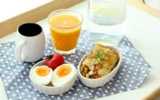 Каким должен быть полезный завтрак для мужчин