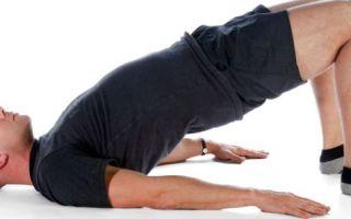 Самостоятельное лечение потенции с помощью физических упражнений