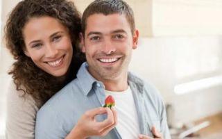 Какие витамины необходимы для мужчин перед зачатием
