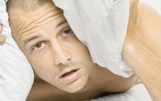 Причины появления бессонницы у мужчины