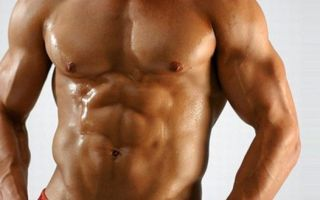 Как сделать мужской живот и талию стройной?