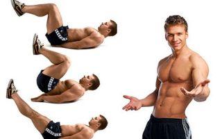 Способы похудения для мужчин: тренировки и диета
