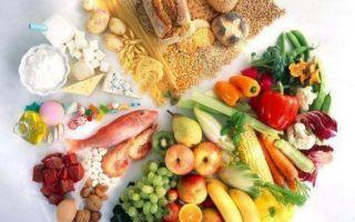 Соблюдение диеты при микроинсульте