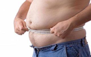 Виды ожирения у мужчин и способы его лечения
