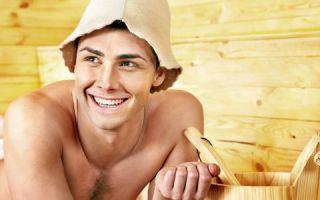 Чем полезна баня для здоровья мужчин