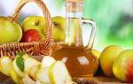 Применение яблочного уксуса при потливости ног