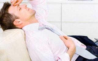 Как предотвратить инсульт у мужчин: факторы риска