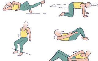 Эффективные упражнения для похудения мужчин в домашних условиях