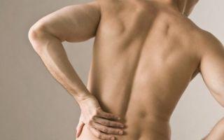 От чего появляется боль в копчике у мужчин?