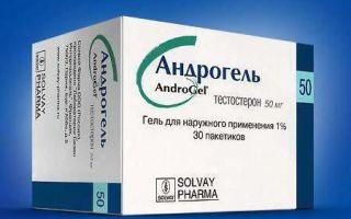 Отзывы пациентов об эффективности препарата андрогель