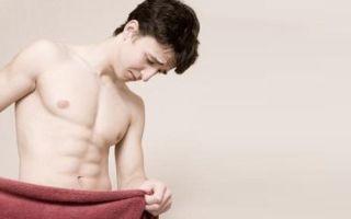 Почему может появиться сыпь на лобковой зоне у мужчин?