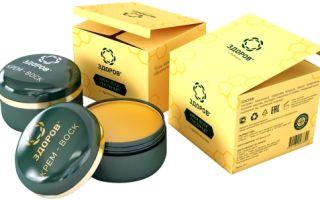 Особенности применения крема здоров от простатита