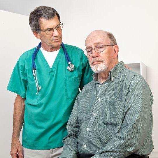 Лечащий врач уролог