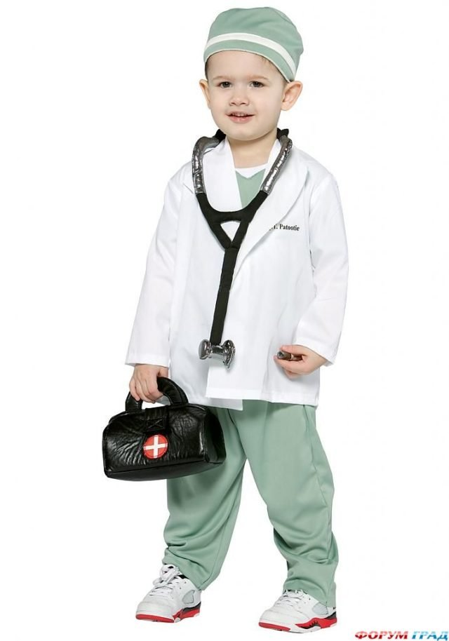 мальчик доктор