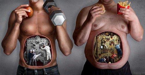 здоровый образ жизни для мужчин