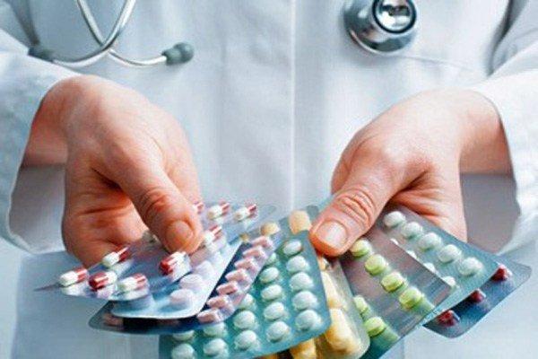 Таблетки назначенные врачом