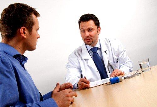 консультация с урологом