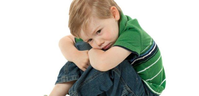 Особенности у детей