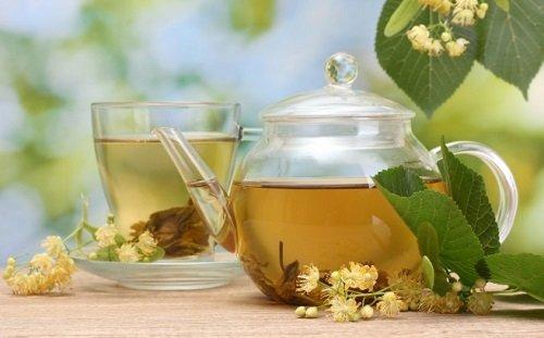 чай из различных трав