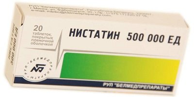 Таблетки для лечения молочницы у мужчин