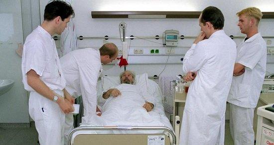 врачи на обходе