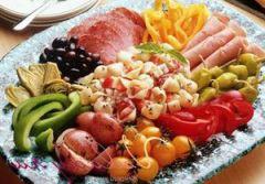 продукты на завтрак