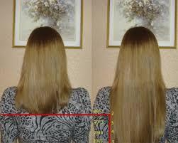 разница волос