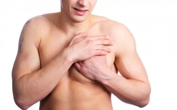грудь эстрогены мужчины