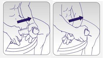 Подготовка к массажу