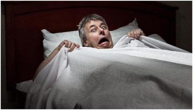 мужчина страх в постели